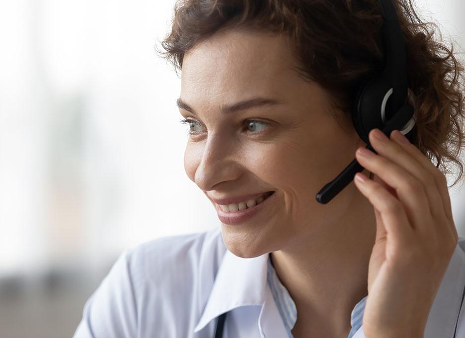 healthcare virtual receptionist